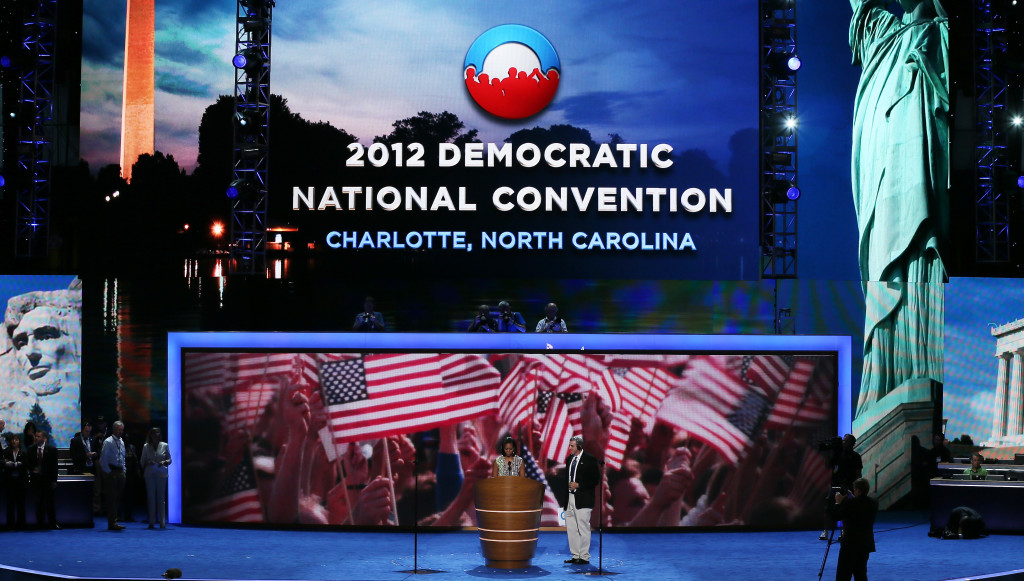 2012 Democratic National Convention Election Central