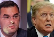 Justin Amash Donald Trump 2020