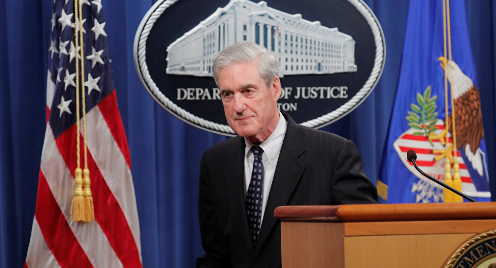 Robert Mueller Trump Impeachment 2020