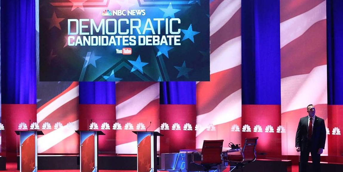 First 2020 Democratic Primary Debate