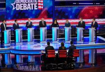 NBC Dem Debate Night 2