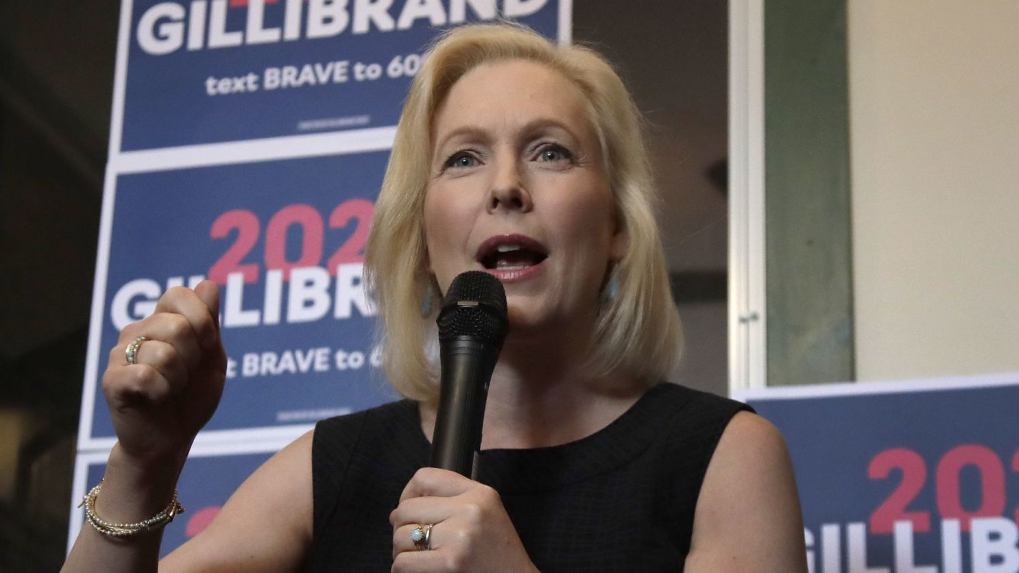 Gillibrand 2020 Drops Out
