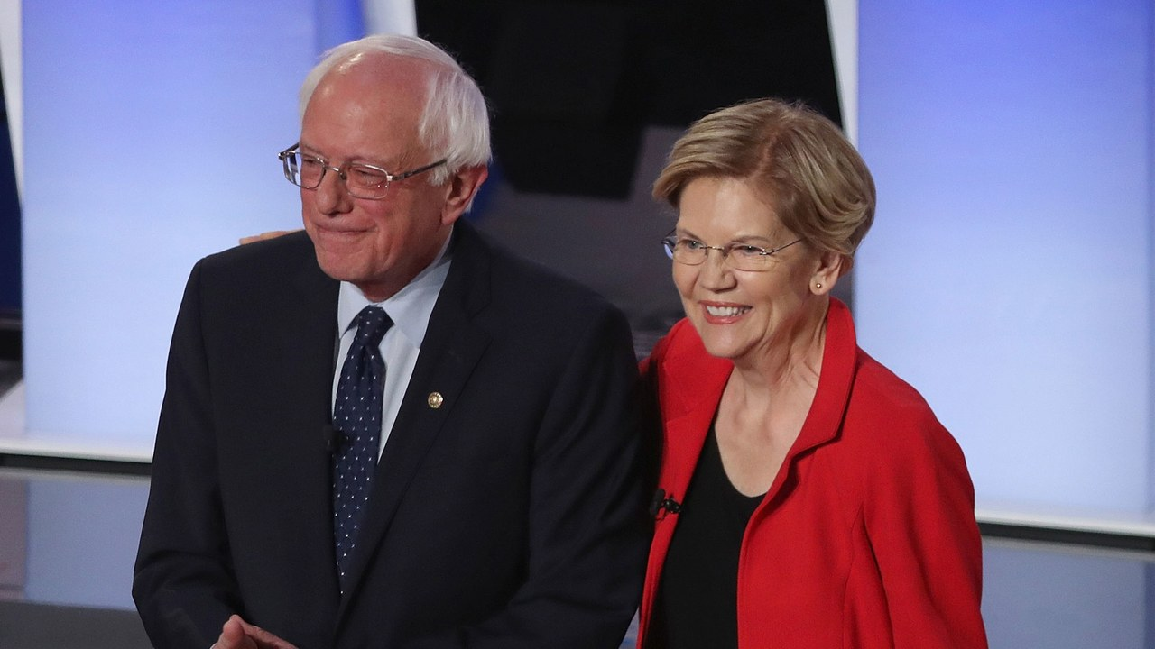 Sanders Warren Co-Presidents 2020