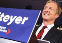 Tom Steyer Debate 2020