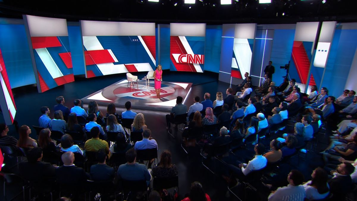 CNN Climate Change Town Hall