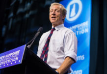Tom Steyer October Debate