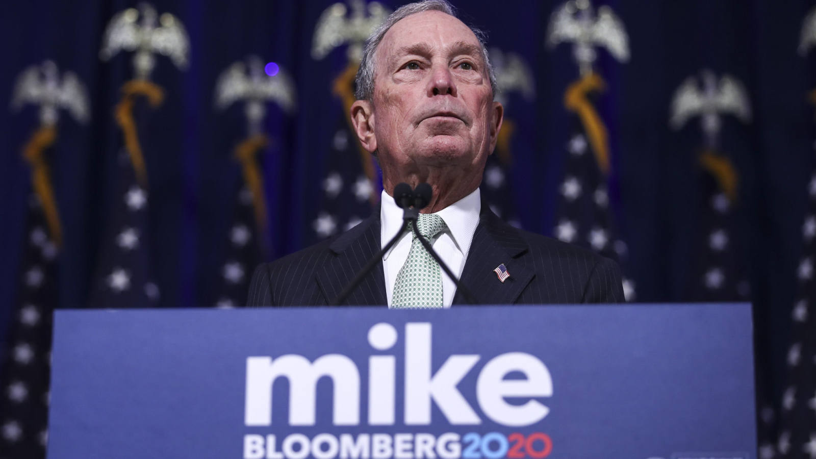 NYT Defends Bloomberg News After They Get Banned From Trump Campaign Events