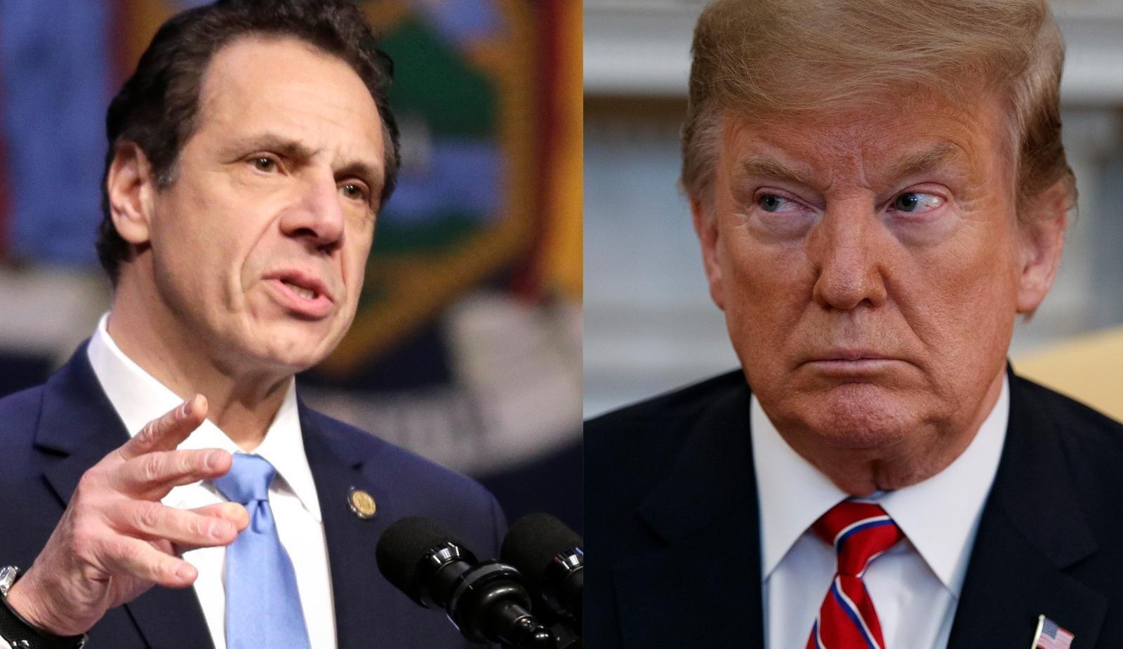 With Bernie Out, Could We Have a Cuomo Candidacy in 2020? - Election Central