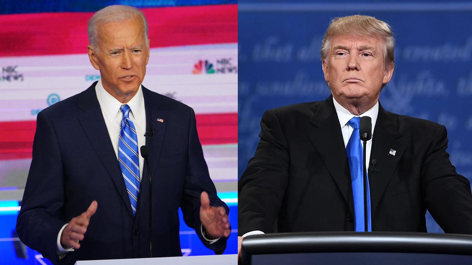 When Will Joe Biden and Donald Trump Debate in 2020?